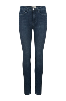 L'AGENCE Marguerite High Rise Jean in Wilder
