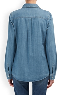 perfect denim shirt in blue shift
