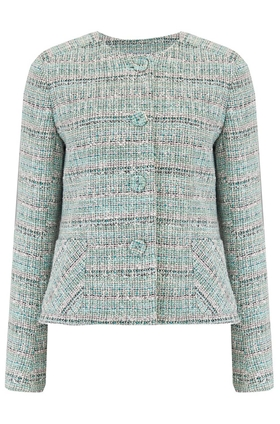 Helene Berman Annie Jacket in Green