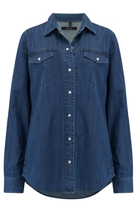perfect denim shirt in filter