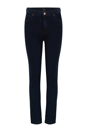 Citizens of Humanity Jeans Harlow Slim Ankle Jean in Inkwell