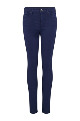 Farrah Skinny Ankle Jean in Indigo Ink