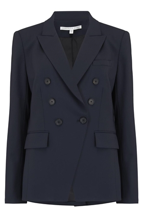 Veronica Beard Lonny Dickey Jacket in Navy