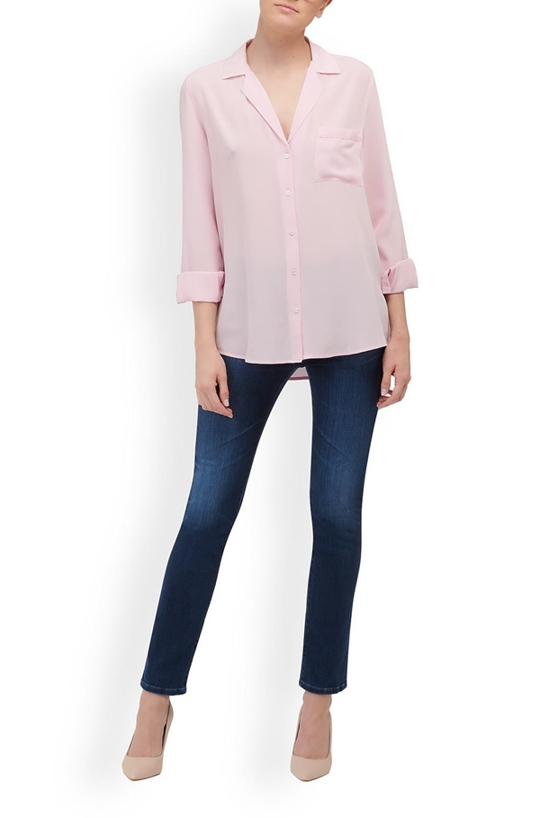 sandy shirt in pink