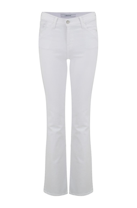 J Brand Jeans Sallie Bootcut Jean in Blanc