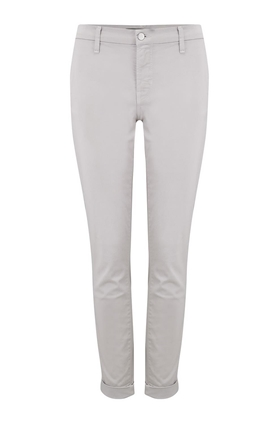 J Brand Josie Tapered Trouser in Driftwood