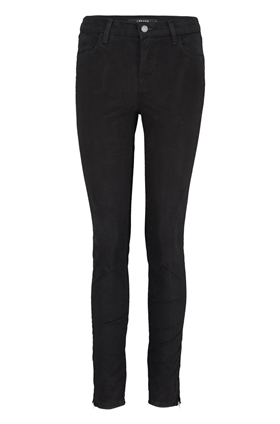J Brand Major Skinny Jean in Black