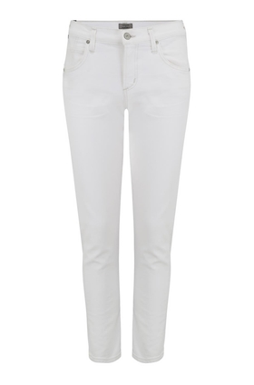 Citizens of Humanity Jeans Elsa Gilfriend Jean in Sea Salt