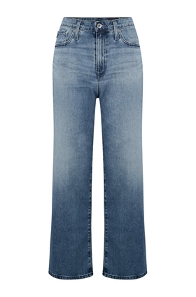 Etta Wide Leg Crop Jean in Living Proof