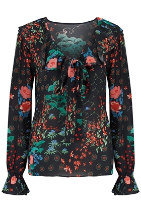 Joni Blouse in Wonderland
