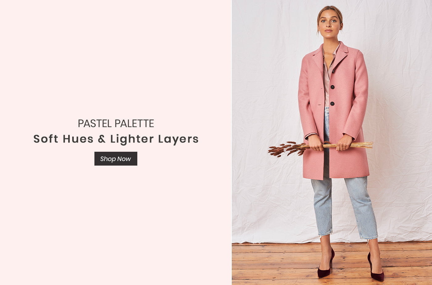 Pastel Palette: Soft Hues & Lighter Layers