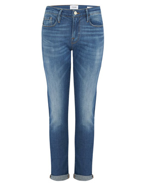 FRAME - Emerson Boyfriend Jean in Night Shade