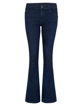 J BRAND JEANS - Sallie Bootcut Jean in Reality