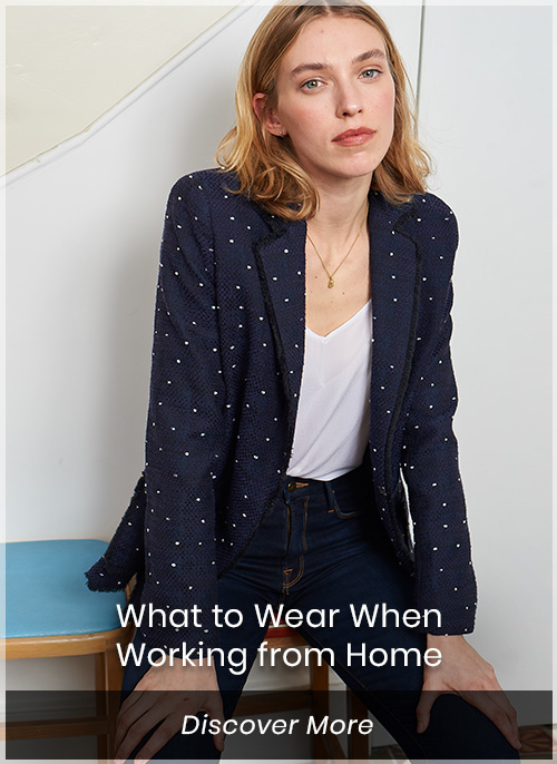 What to Wear When Working from Home