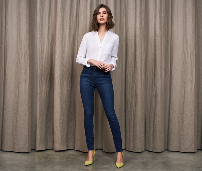 What colour jeans can I wear for work?