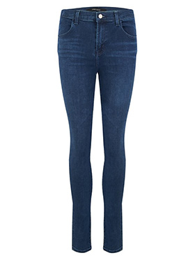 J BRAND JEANS - Exclusive Maria Skinny Jean in Nightshade