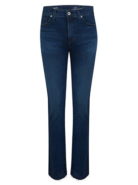 AG JEANS - Mari Straight Leg Jean in Valliant