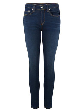RAG AND BONE - Cate Mid Rise Skinny Ankle Jean in Carmen