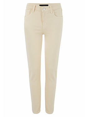 J BRAND JEANS - Ruby Cropped Cigarette Jean in Amaya