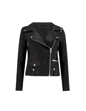 MDK - Seattle Biker Jacket In Black