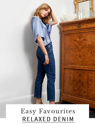 Easy Favourites - RELAXED DENIM