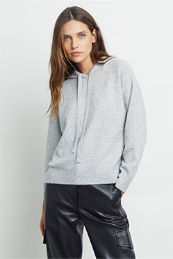 RAILS - Aster Jumper In Heather Grey