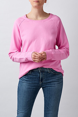 JUMPER 1234 - Sweatshirt In Neon Pink