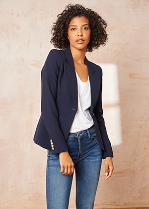 HOW WE STYLE - The Classic Blazer