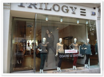 Trilogy Store Front